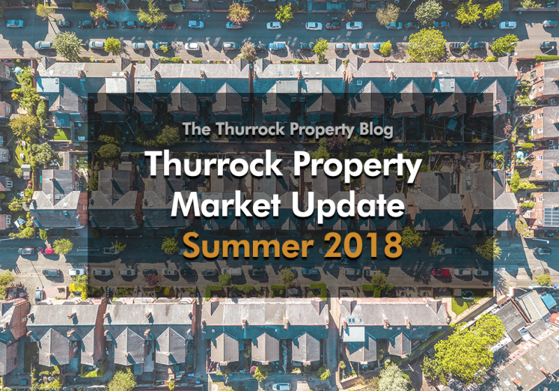 Thurrock Property Market Update - Summer 2018